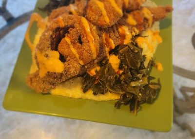 The Bussdown Soul Food Truck's Fried Catfish